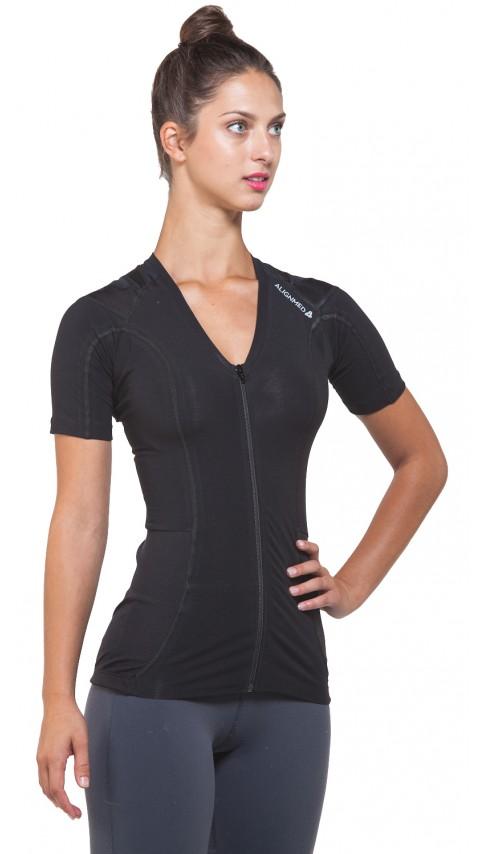 Women's Posture Shirt 2.0 Zipper