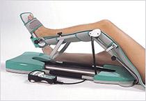 Anatomical Knee CPM